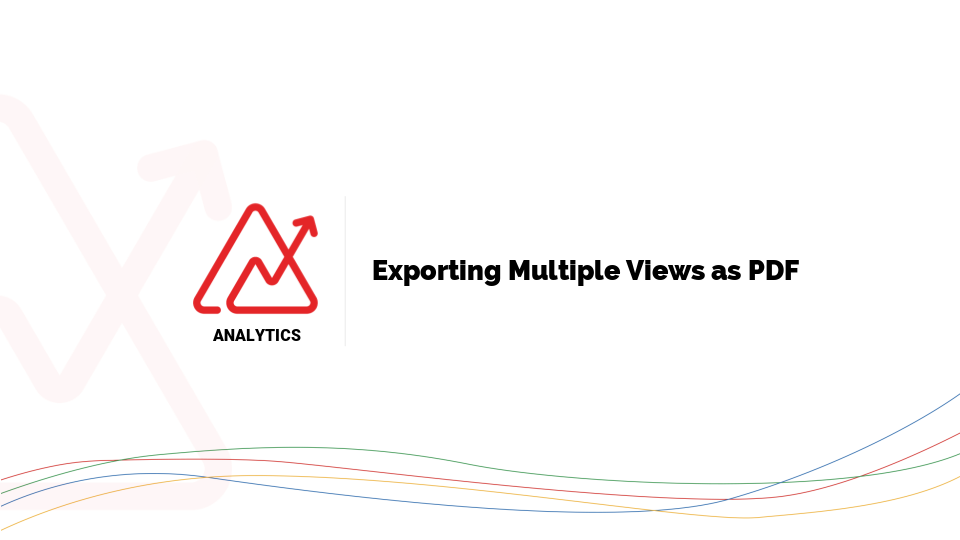 Exporting Multiple Views l Zoho Analytics Help